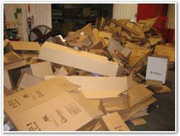 Loose Cardboard